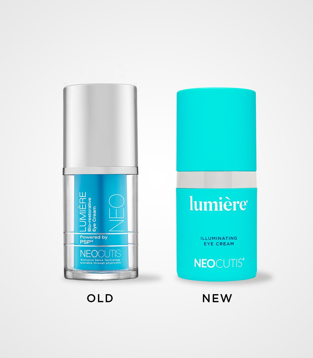 Lumiere Line Smoothing Eye Cream Illuminating Anti Aging Products